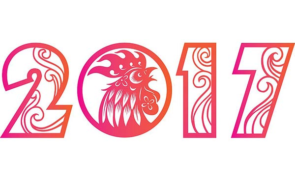 Año del gallo 2017, según Horóscopo Chino | Imagen referencial