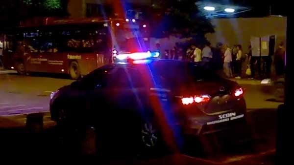 Reportaron presencia del Sebin en la Torre Credicard tras orden del presidente Nicolás Maduro | Foto: Twitter