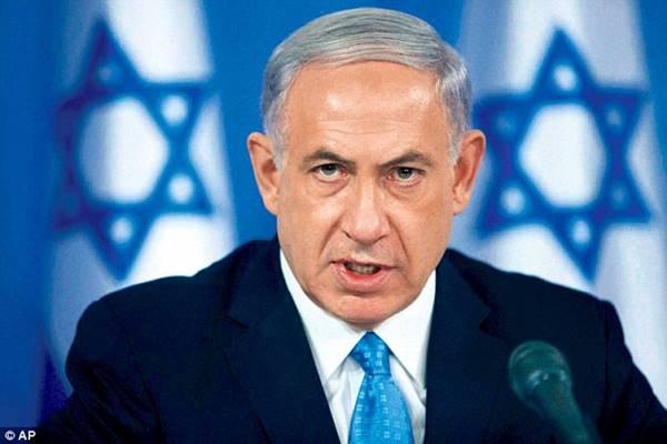 Primer ministro Benjamin Netanyahu | Foto: AP