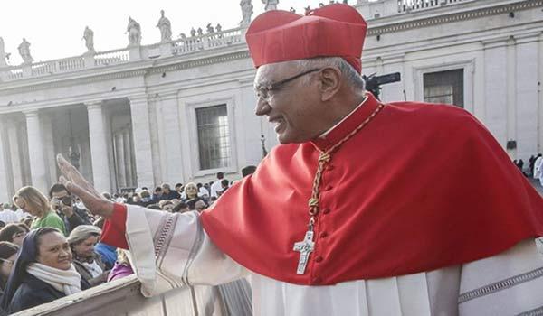 Cardenal Baltazar Porras   Foto: Cortesía