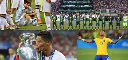 10 momentos que marcaron el fútbol mundial en 2016 | foto referencial