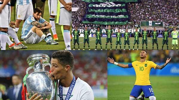 10 momentos que marcaron el fútbol mundial en 2016   foto referencial