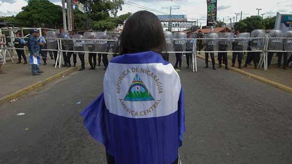 Las protestas se repitieron a lo largo de 2016 en varios países centroamericanos, incluida Nicaragua.   Foto: AFP