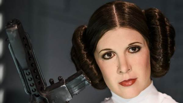 Carrie Fisher más allá de la princesa Leia de Star Wars | Foto: Getty Images