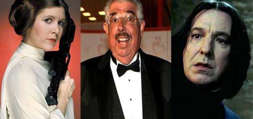 Los actores que dijeron adiós en 2016 | Foto: Archivo