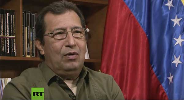 Adán Chávez | Foto: Captura de video