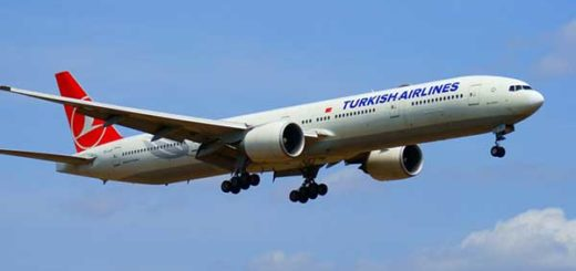Turkish Airlines | Foto: @Marlenycdc