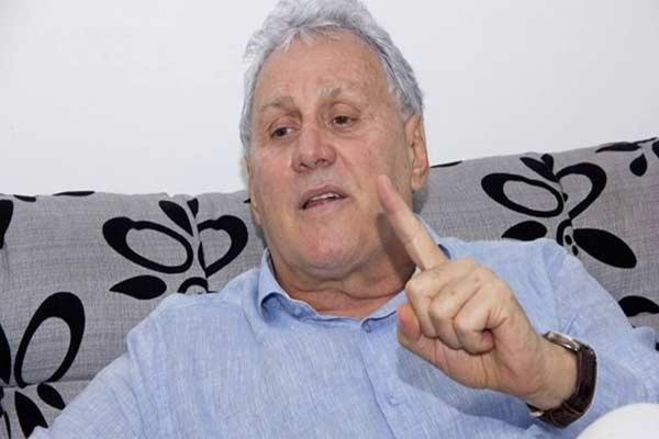 Alcalde de Cúcuta, César Rojas  Foto referencial
