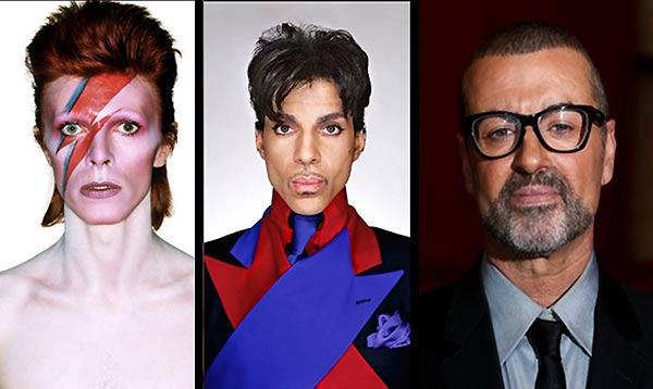 Grandes estrellas murieron este 2016 |Composición Notitotal