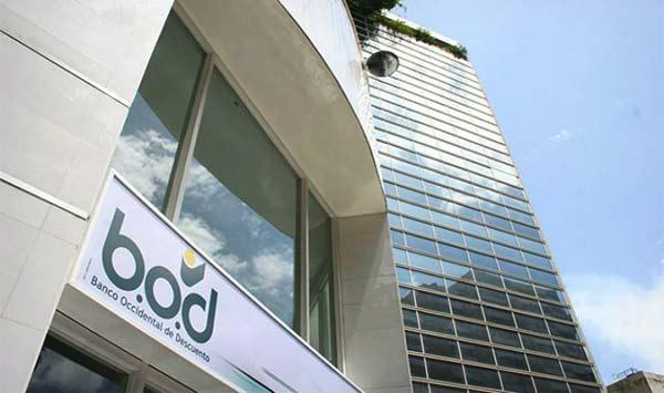 Banco BOD |Foto archivo