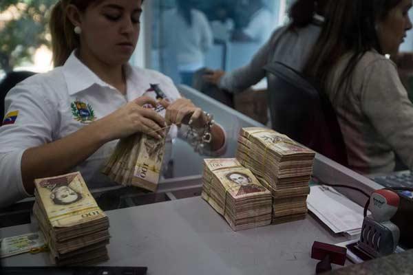 Proceso para el depósito de billetes en el BCV trabajrá las 24 horas |Foto: Globovisión