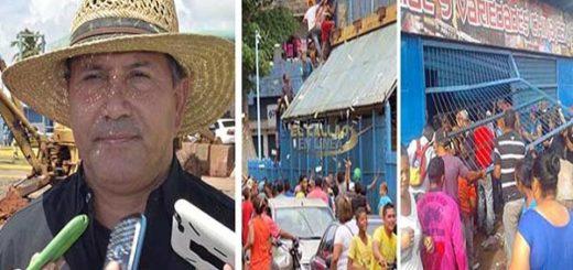 Sergio Hernández, alcalde de Bolívar aseguró que no sucedía nada en la entidad|Composición: Notitotal