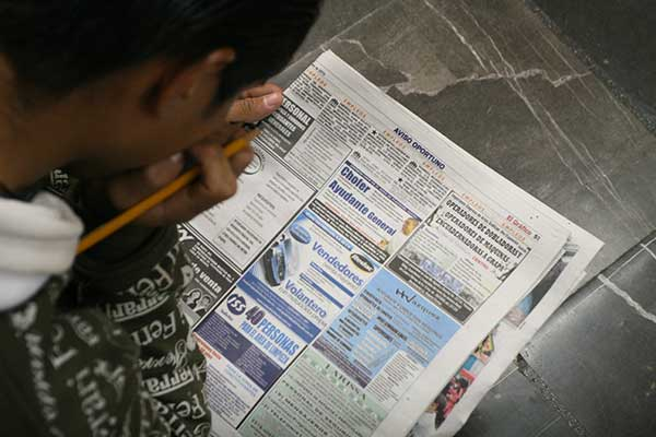 Más de 900 mil venezolanos están sin empleo | Foto referencial
