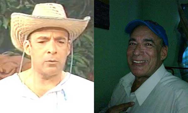 El humorista venezolano, Germán Regalado