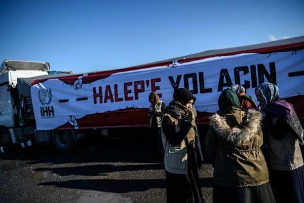 Empiezan a evacuar a ciudadanos en Alepo |Foto: EFE