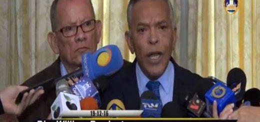 Diputado William Barrientos explica porqué no fue a la sesión del 15-D|Captura de video