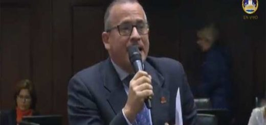 Diputado Francisco Sucre |Captura de video