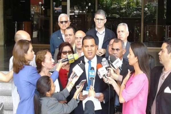 Diputados oficialistas solicitan al TSJ anular Juicio Político |Foto Twitter