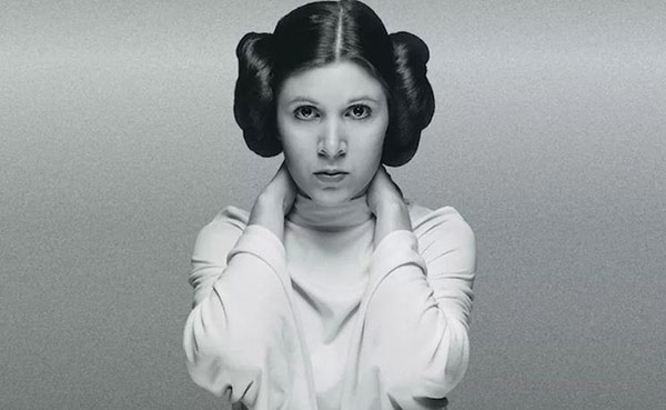 Carrie Fisher | Foto: The Verge