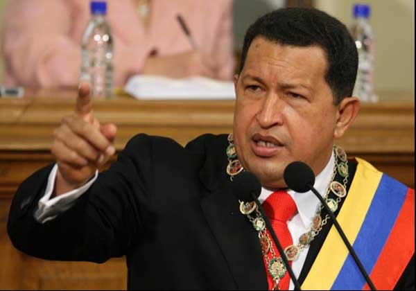 Hugo Chávez   Foto: Archivo