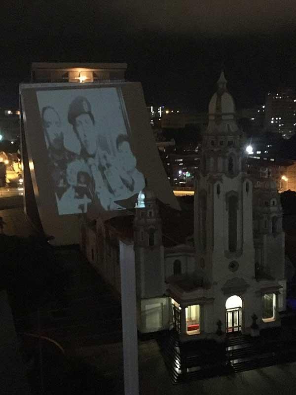 Chávez en el Panteón Nacional | Foto: Twitter