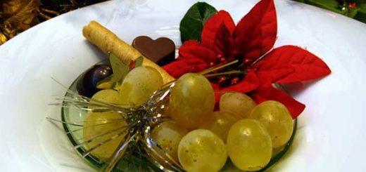 Margariteños descartan uvas para la cena de Nochevieja | Foto referencial