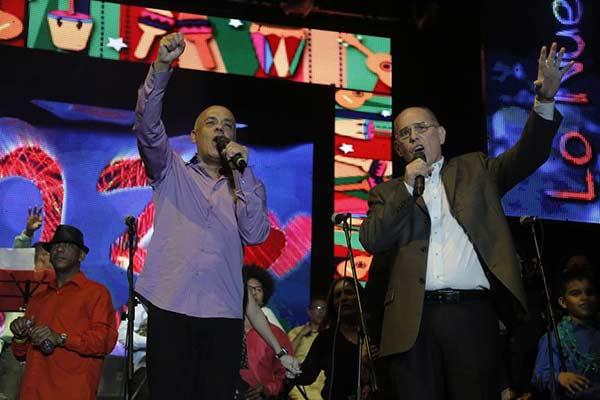 Jorge Rodríguez destinará millones de bolívares para un concierto en el municipio Libertador |Foto: Globovisión