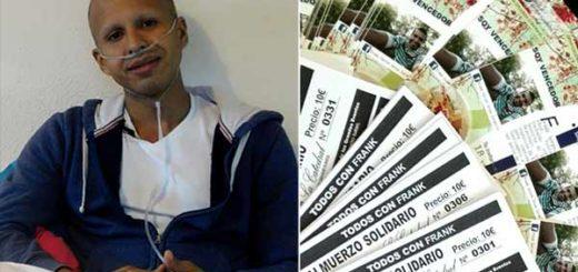 Frank Serpa el venezolano que recaudó muchos euros simulando tener cáncer |Foto archivo