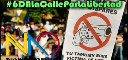 Nueva Alianza Opositora (NAO) | Foto: Twitter