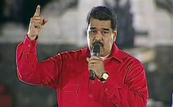 Nicolás Maduro | Captura de video