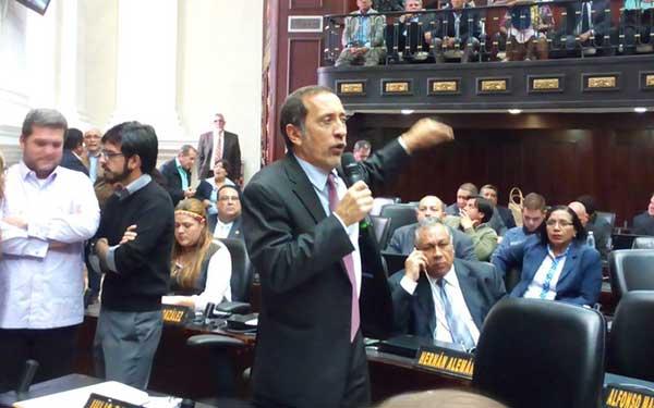 Diputado José Guerra | Foto: @AsambleaVE