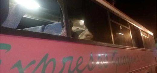 Asaltan a 41 pasajero que se trasladaban en Expresos Guayana |Foto: Pableysa Ostos
