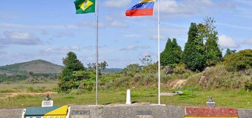 Frontera Brasil-Venezuela |Foto archivo