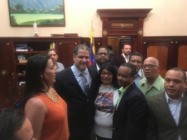 Diputado Gilberto Sojo será juramentado este martes | Foto: @amandasanchezc