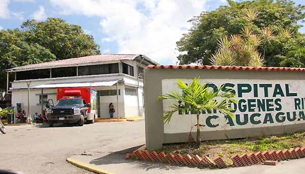 Hospital general de Caucagua | Foto: El Pitazo