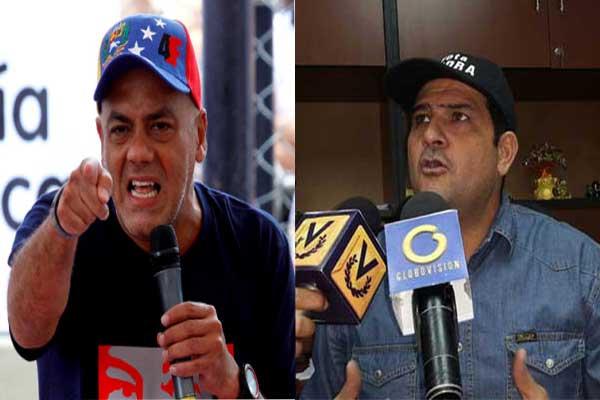Jorge Rodríguez / Salomón Álvarez | Fotomonaje