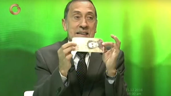 José Guerra|Captura de video