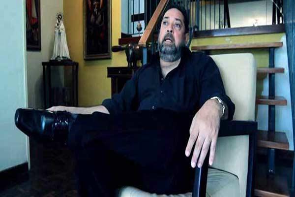 Juan Carlos Gardié, actor venezolano, víctima de un atraco |Foto: El Farandi
