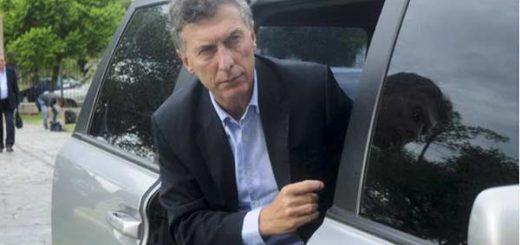 Atacaron con piedras el auto donde se trasladaba Macri |Foto referencial, crédito: Sitio Andino