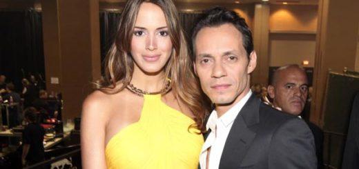 Marc Anthony y Shannon de Lima|Foto: agencia