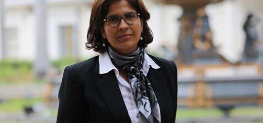 Diputada María Gabriela Hernández |Foto: La Patilla