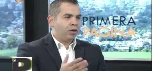 Diputado José Mendoza | Foto: Captura de video