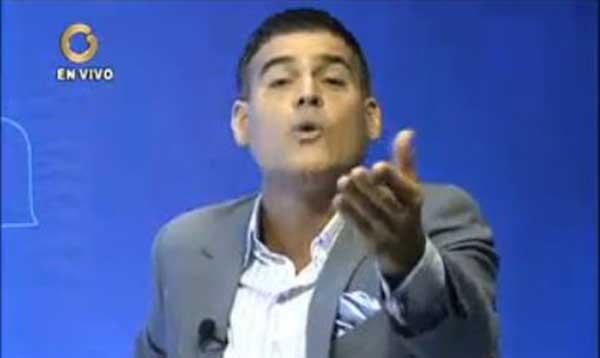 Roberto Messuti, Actor venezolano | Imagen de referencia
