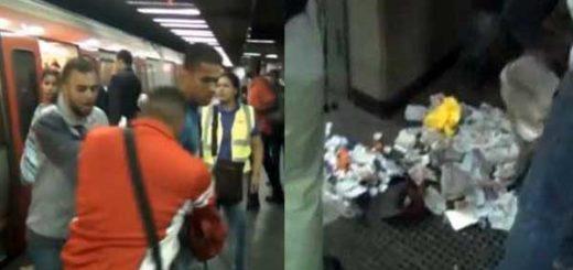 Metro de Caracas | Captura de video