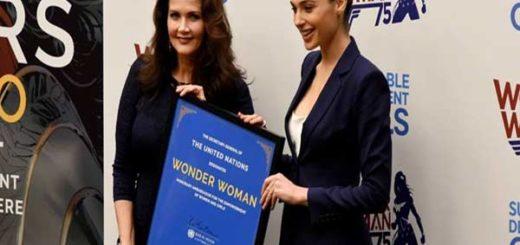 Actriz que interpreta a la Mujer Maravilla le revocaron el puesto en la ONU |Foto: El Nacional