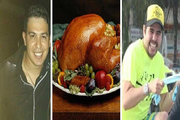 Los narcosobrinos disfrutarán de una cena navideña |Composición: Notitotal