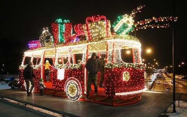 Así inicia la Navidad alrededor del mundo | Foto cortesía: La Patilla