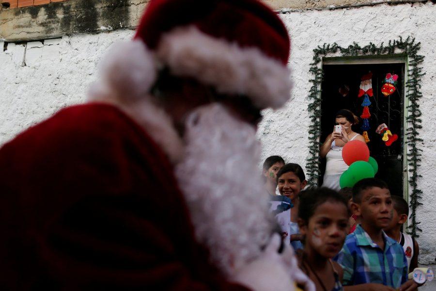 Navidad en Venezuela dificulta los regalos para los niños |Foto: Reuters