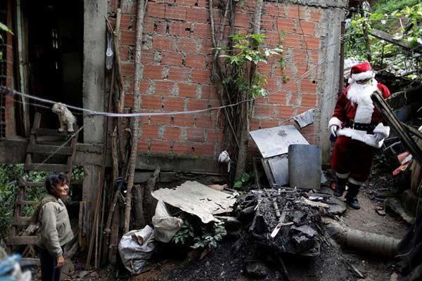 Navidad en Venezuela  Foto: Reuters