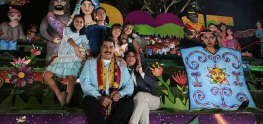 Mensaje navideño de Nicolás Maduro | Foto referencial
